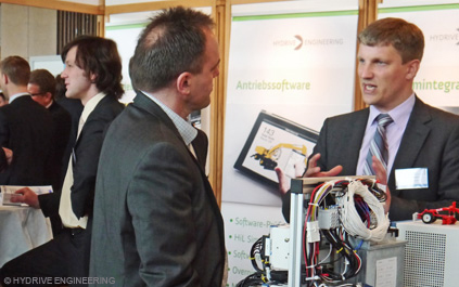 hydrive engineering at the fluid power drives conference