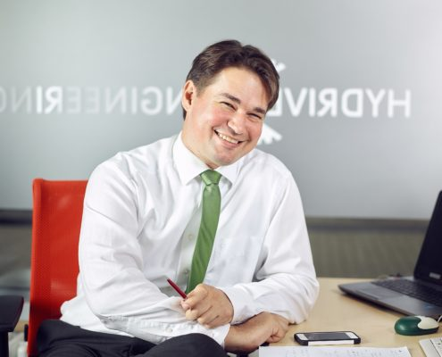 Dr. Hilmar Jähne as co-CEO